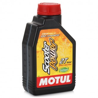 Масло моторное MOTUL Scooter Power 2T 1л