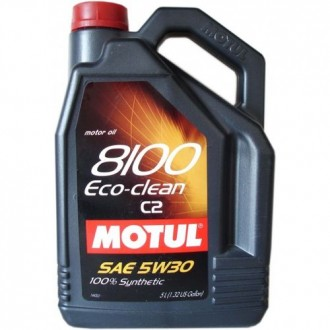 Масло моторное MOTUL 8100 Eco-clean 5W-30 5л